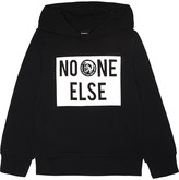 Diesel No one else cotton hoody 6-16 years
