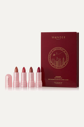 Wander Beauty - Cloud9 Mini Lipstick Kit - Colorless