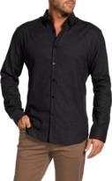 TAROCASH Oatley Jacquard Shirt