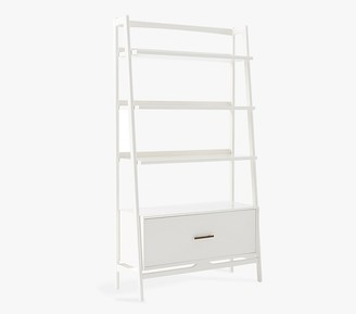 Pottery Barn Kids west elm x pbk Mid-Century Bookshelf - Wide Tower