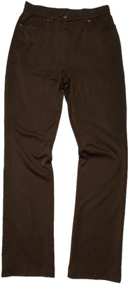 Max Mara Weekend Brown Jeans for Women