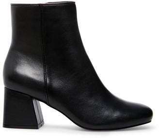 Steve Madden Davist Black Leather