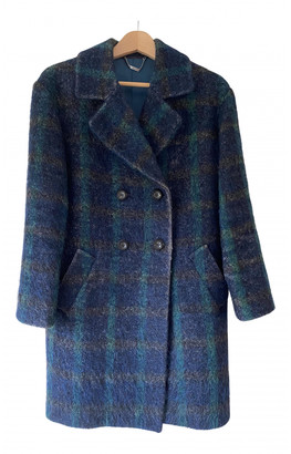 Jigsaw Multicolour Wool Coats