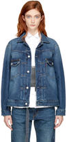 Sacai Blue Levis Edition Limited Edition Denim Jacket