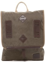 Will Leather Goods Burnt Lake Backpack