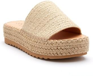 BEACH BY MATISSE Del Mar Women's Espadrille Platform Sandals
