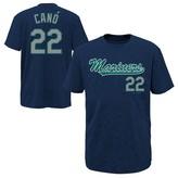 MLB Seattle Mariners Boys' Robinson Canó T-Shirt Jersey