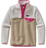 Patagonia Girl's 'Synchilla Snap-T' Fleece Pullover