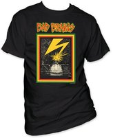 Impact Men's Bad Brains Capitol T-Shirt