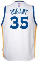 adidas Kevin Durant Golden State Warriors New Swingman Jersey, Big Boys (8-20)