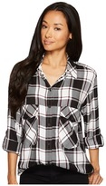 Sanctuary Boyfriend Shirt Women's Long Sleeve Button Up
