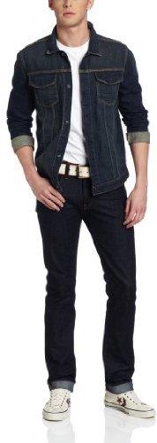 Calvin Klein Jeans Men's Petrol Denim...
