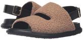 Marni Wool Jersey Furry Stitch Sandal Men's Sandals