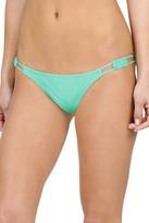 Volcom Simply Solid Macrame Bikini Bottom