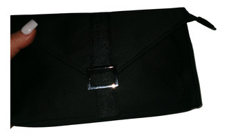 Saint Laurent Black Cloth Travel bags