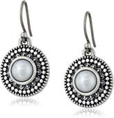 Lucky Brand Pearlescent Small Drop Earrings