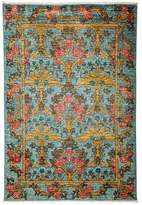 """Solo Rugs Arts and Crafts Area Rug, 4'2"""" x 6'"""