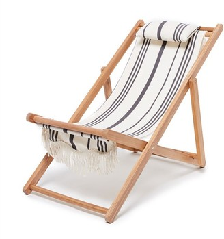 Business & Pleasure Co. Business & Pleasure Sling Chair - Vintage Black Stripe