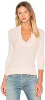 Bobi Modal Thermal Long Sleeve Cowl Neck Top
