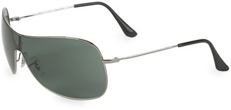 Ray-Ban RB3211 Rounded Square Sunglasses