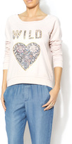 Chaser Wild Heart Sweater