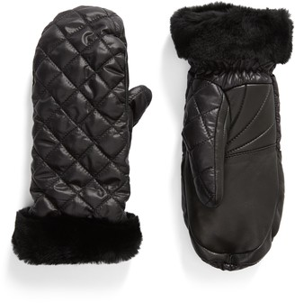 UGG Quilted Performance Mittens