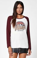 Vans Lodge 77 Thermal Raglan T-Shirt