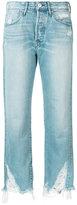 3x1 cropped pants