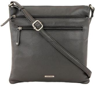 Joan Weisz JWR015 Odyssey Zip Top Crossbody Bag