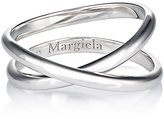 Maison Margiela Women's Twisted Midi-Ring