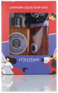 L'Occitane Lavender Liquid Soap Duo