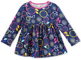 First Impressions Floral-Print Long-Sleeve Babydoll Tunic, Baby Girls (0-24 months), Only at Macy's