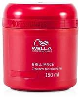 Wella NEW Brilliance Treatment (For Colored Hair) 150ml Mens Hair Care