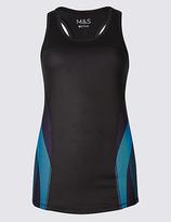 M&S Collection Placement Print Vest