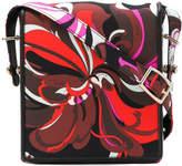 Emilio Pucci graphic print crossbody bag