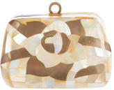 Salvatore Ferragamo Mother of Pearl Evening Bag