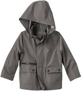 Urban Republic Boys 4-7 Hooded Tensile Rain Jacket