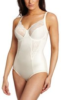Flexees Maidenform Women's Shapewear Body Briefer with Lace