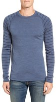 Smartwool Men's Nts Contrast Sleeve Wool T-Shirt