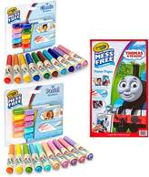Crayola Thomas & Friends Color Wonder Poster Book & Marker Set