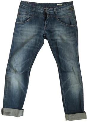 Replay Blue Denim - Jeans Jeans for Women