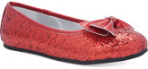 Nina Girls' or Little Girls' Hazelle Bow Ballet Flats