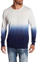 Slate & Stone Long Sleeves Dip Dye Sweater