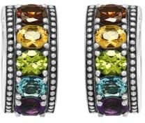 Effy Multi-Gemstone (5 ct. t.w.) Earrings in Sterling Silver