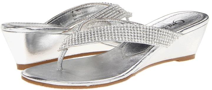 Grazie Paula (Silver) - Footwear