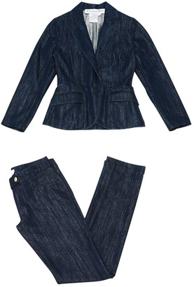 Christian Dior Navy Denim - Jeans Trousers