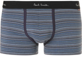 Paul Smith Striped Stretch-Cotton Jersey Boxer Briefs
