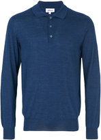 Brioni knitted polo shirt