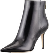 Jimmy Choo Amore Pointed-Toe Ankle Boot, Black