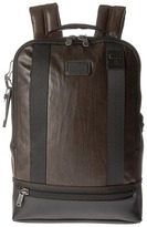 Tumi Alpha Bravo - Dover Leather Backpack
